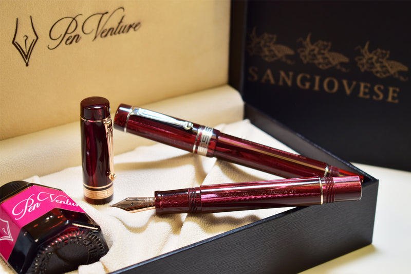 Pen Venture - Sangiovese by Ciro Matrone (LTD)
