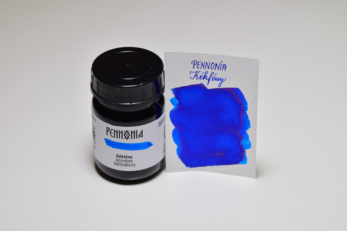 Pennonia Blue Light - Bottled Ink 50ml