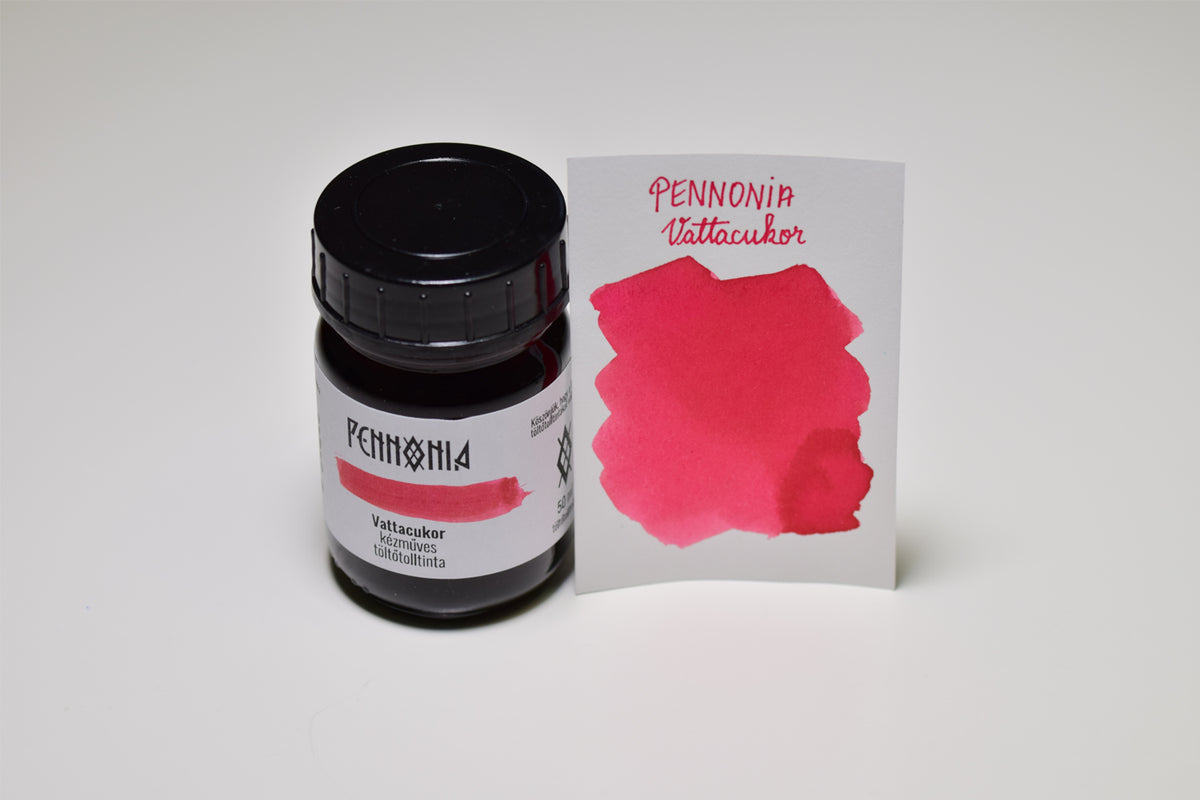Pennonia Cotton Candy - Bottled Ink 50ml