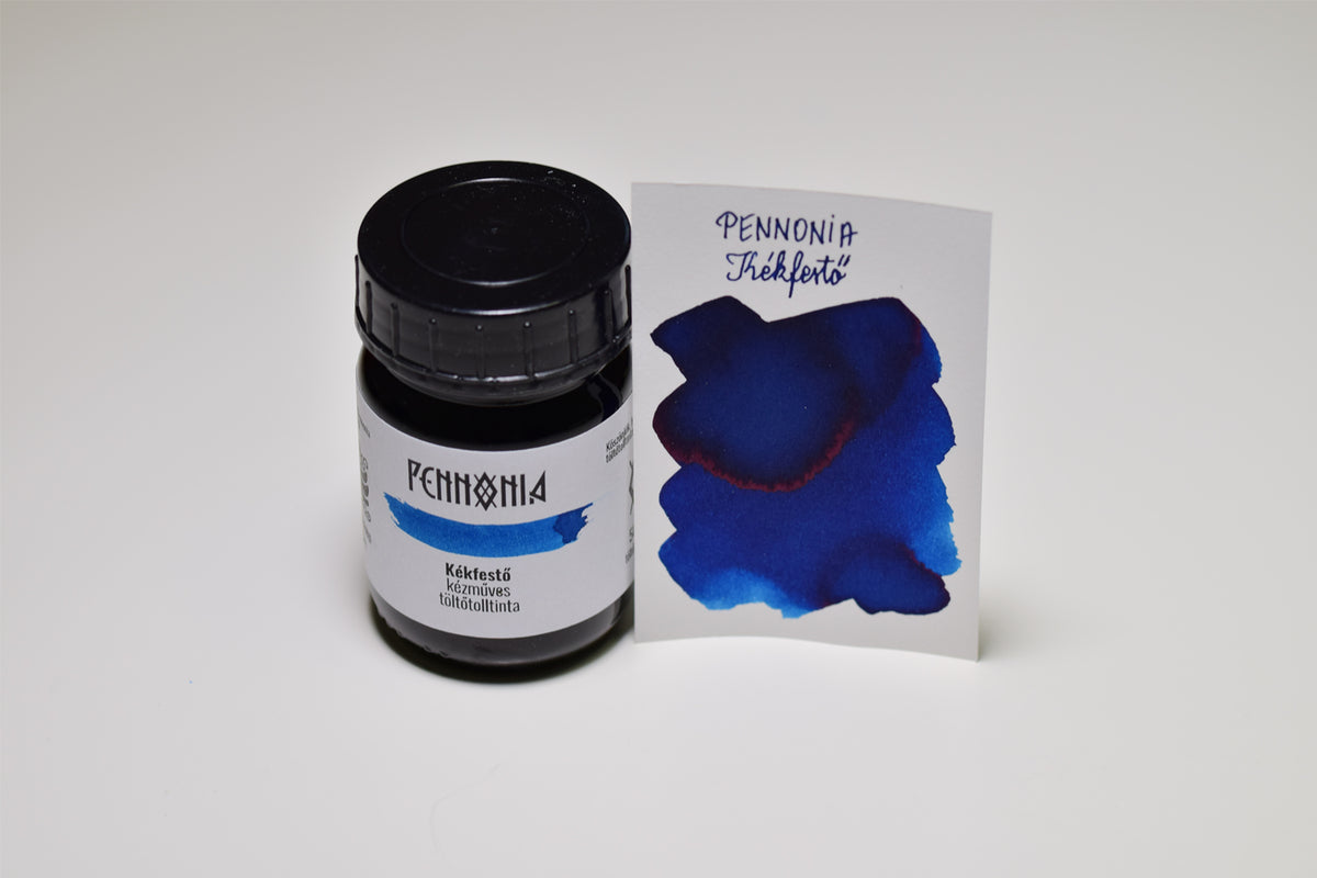 Pennonia Embroidery Blue - Bottled Ink 50ml