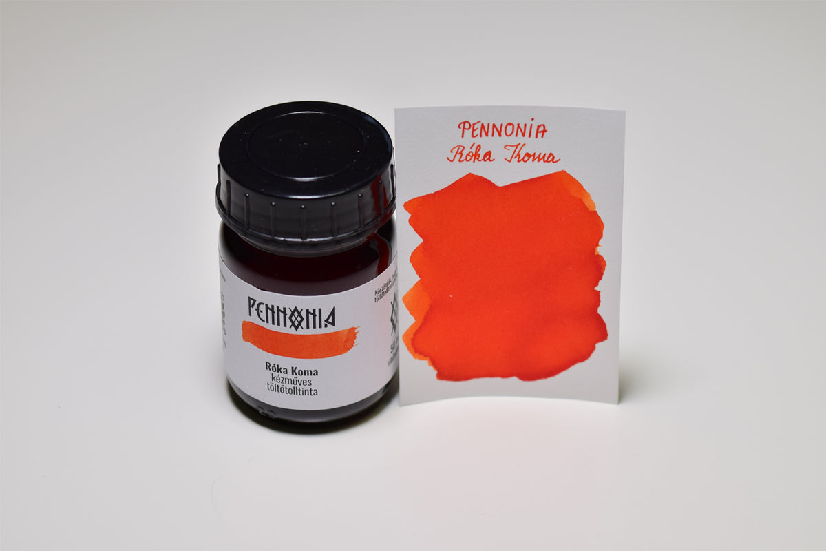 Pennonia Fox Friend - Bottled Ink 50ml