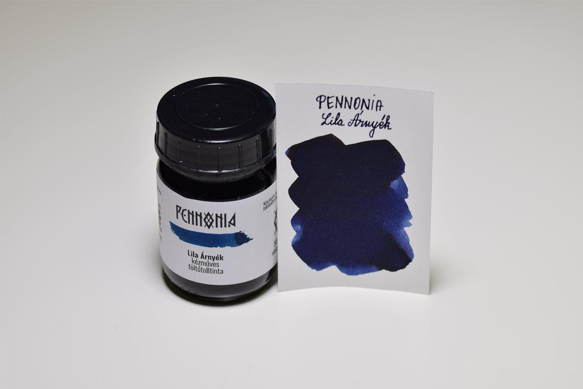 Pennonia Purple Shadow - Bottled Ink 50ml