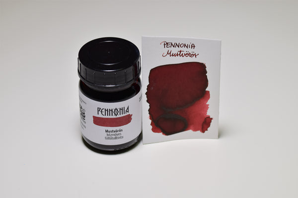 Pennonia Young Wine - Bottled Ink 50ml