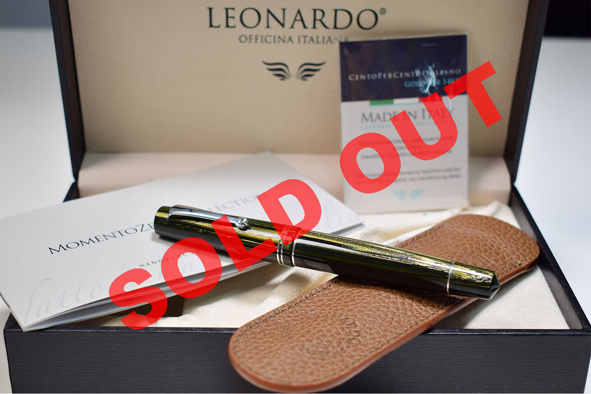 Leonardo Momento Zero -  Amazon Limited Edition Fountain Pen