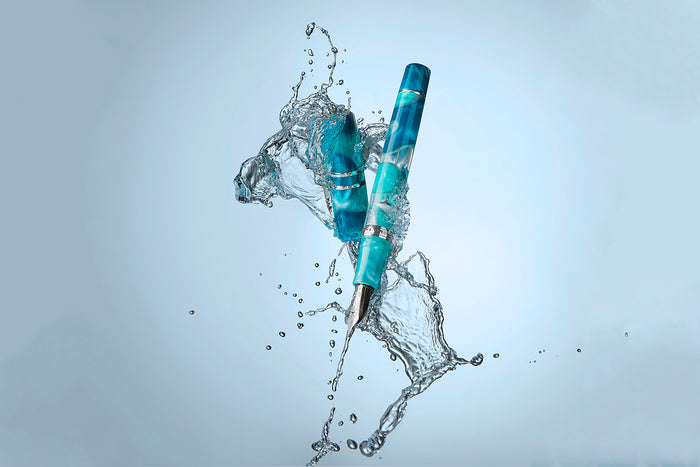 Visconti Homo Sapiens - Blue Lagoon | Pen Venture - Passion for Luxury