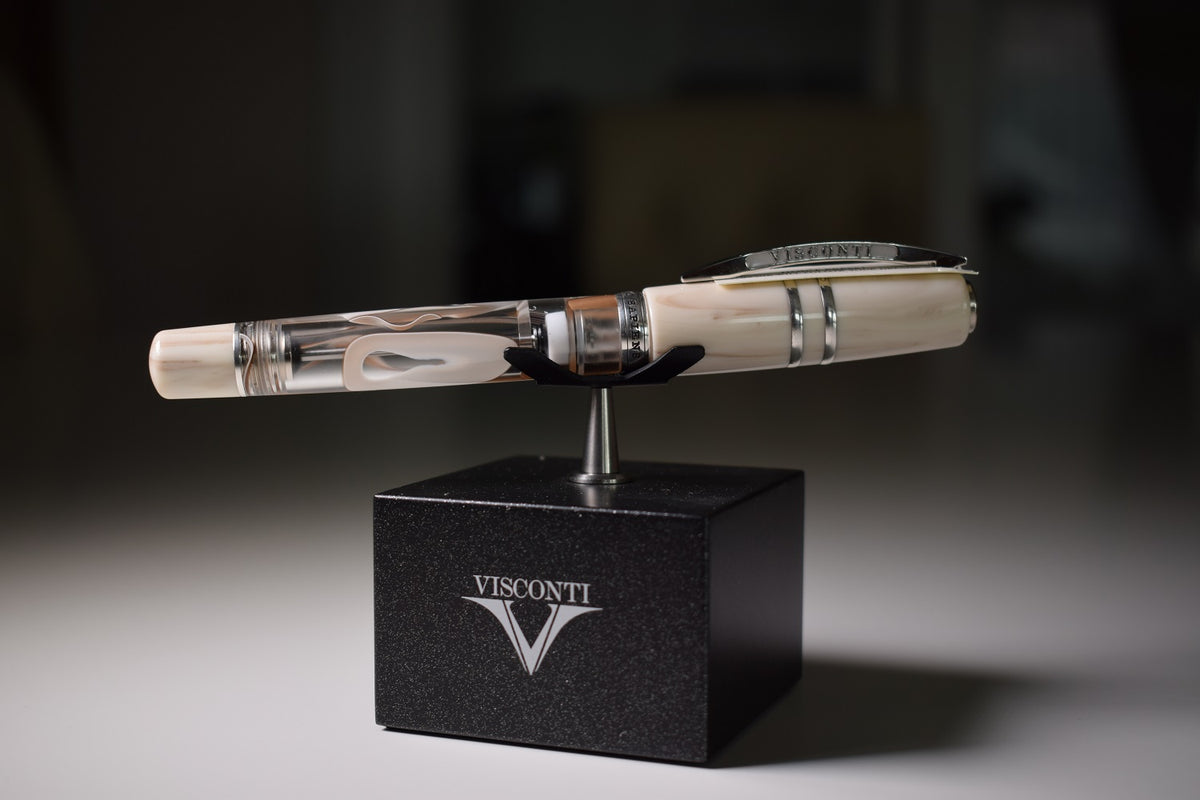 Visconti Homo Sapiens Fountain Pen - Bronze Swirl | Pen Venture - Passion for Luxury