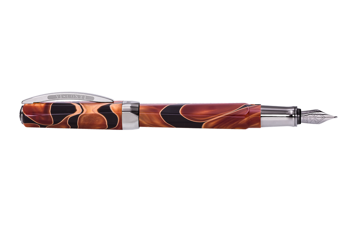 Visconti Opera Vertigo Arancio (Brown) | Pen Venture - Passion for Luxury
