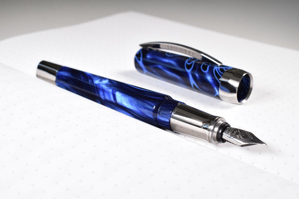 Visconti Opera - Vertigo Blue | Pen Venture - Passion for Luxury