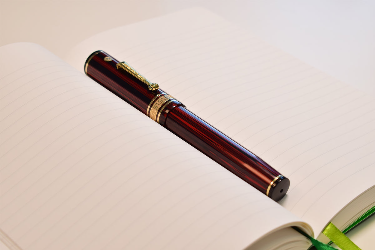 Wahl-Eversharp - Decoband Rosewood Ebonite