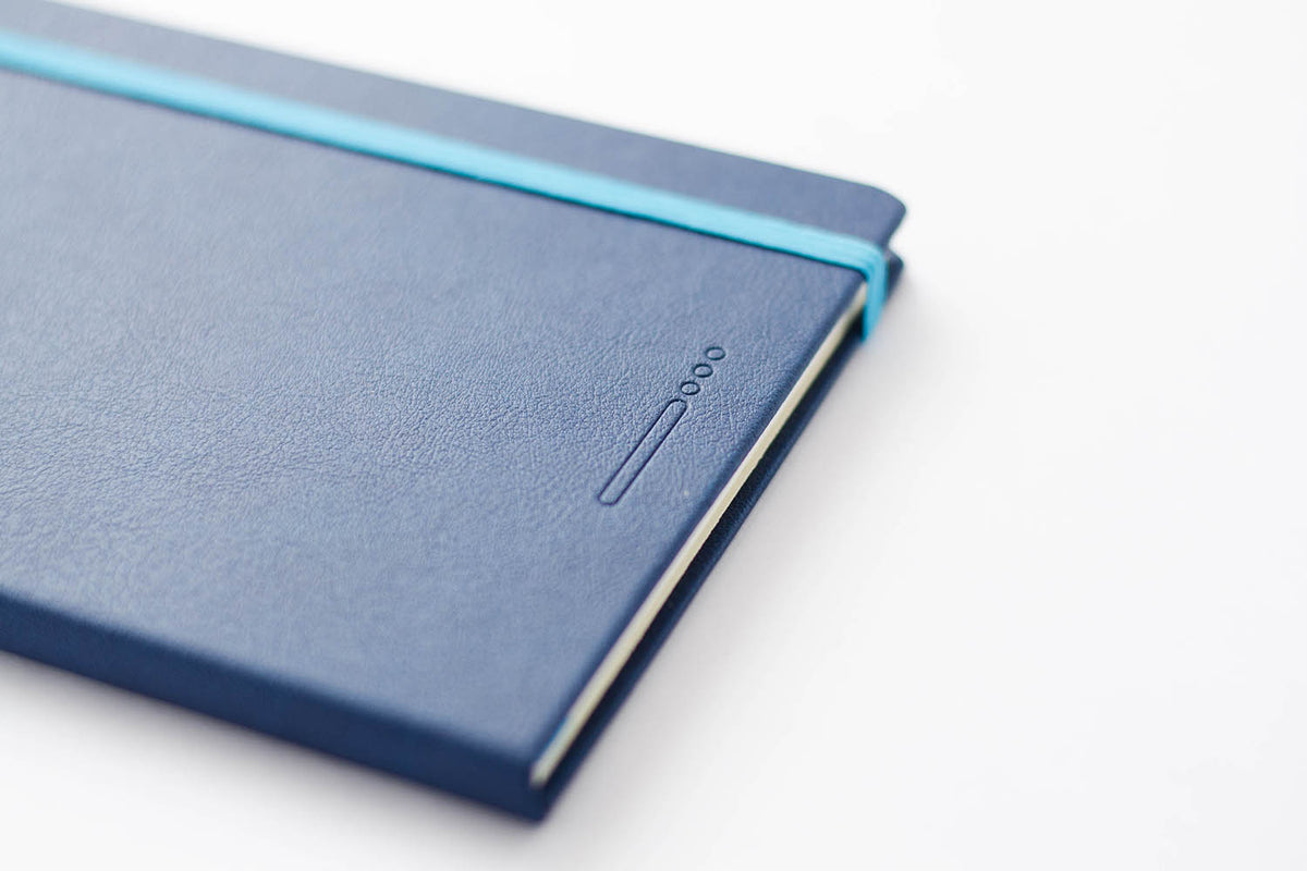 Endless Recorder Notebook - Deep Ocean Blue | Pen Venture - Passionf for Luxury