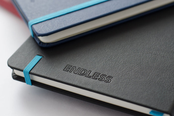 Endless Recorder Notebook | Pen Venture - Passionf for Luxury