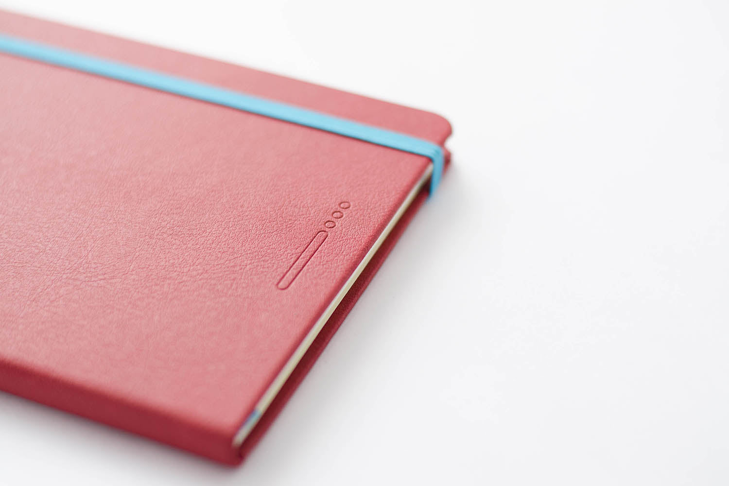 Crimson Sky red Dotted - 192 Pages Endless Recorder Tomoe River A5 Notebook