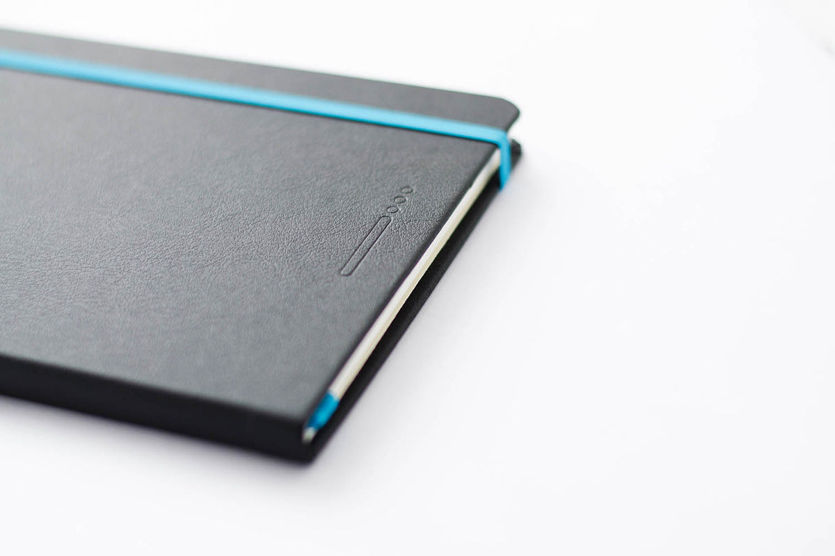 Endless Recorder Notebook - Infinite Space BLACK | Pen Venture - Passionf for Luxury