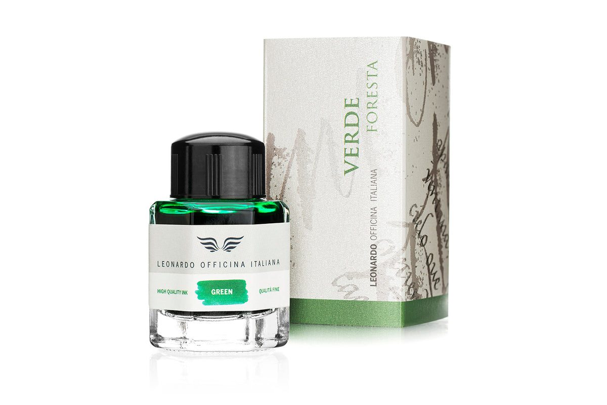 Leonardo Green - Bottled Ink 40 ml