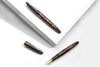 Leonardo Officina Italiana - Furore Bronze - gold or steel nib Fountain Pen | Pen Venture - Passion for Luxury