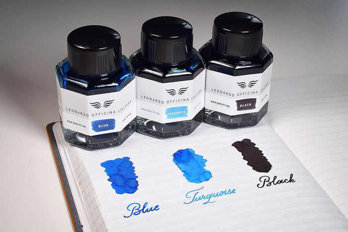 Leonardo Officina Italiana - Blue Ink | Pen Venture - Passion for Luxury