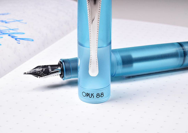 Opus 88 Picnic Blue | Pen Venture - Passion for Luxury