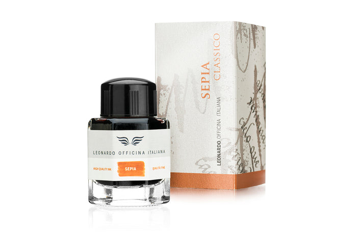 Leonardo Sepia - Bottled Ink 40 ml