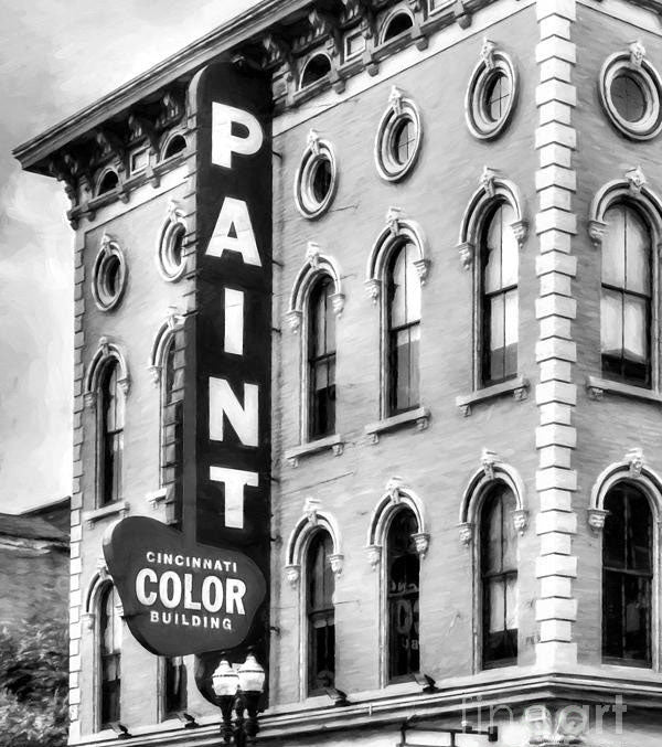 Traveling paint salesman Carl Deifel went from knocking on doors to having customers beat a path to his door after he started Cincinnati Color Company in 1929