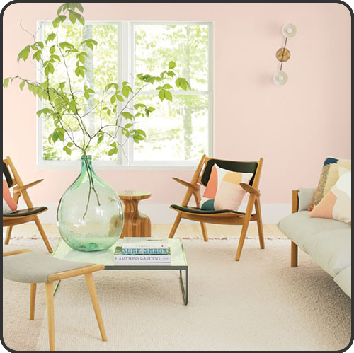 Shop Benjamin Moore Color Trends 2020 at Cincinnati Color in Ohio, a collection of timeless paint colors to lighten up any room.