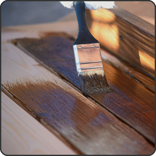 enhance, protect and maintain your wood surface with the right products at Cincinnati Color + Oakley Paint & Glass in Ohio.