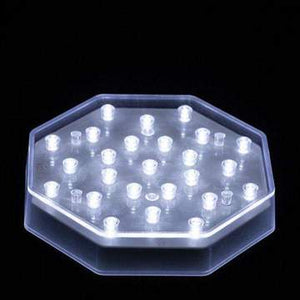 Colors Available - 6.5 Inch LED Octagon Light Base