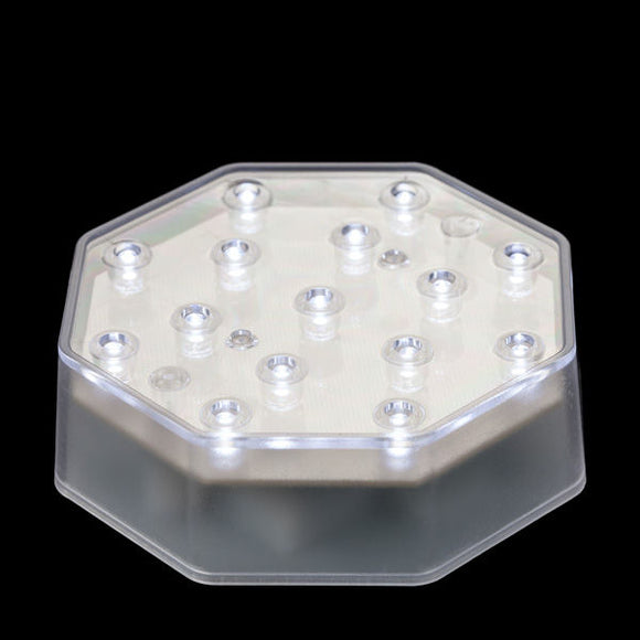 Colors Available - 4.25 Inch LED Octagon Light Base