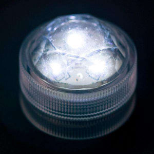 Three LED Submersible Top View