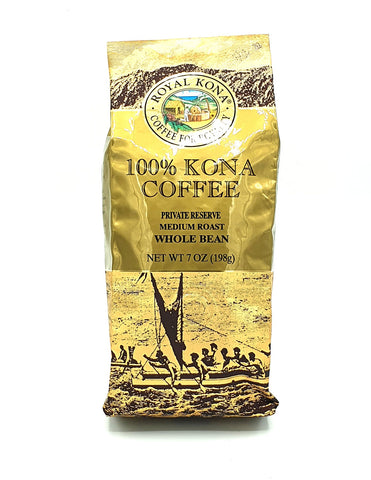 Royal Kona - 100% Kona Coffee (Whole Bean)