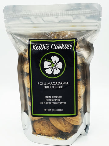 Keith's Hawaiian Cookies