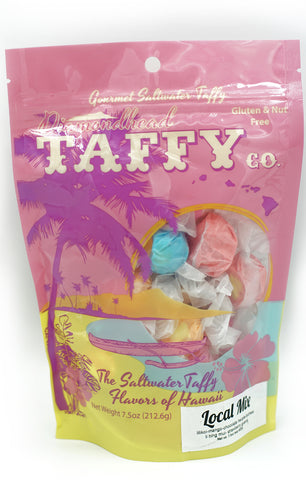 Diamondhead Saltwater Taffy (Local Mix)