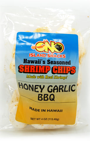 ONO Shrimp Chips (Honey BBQ)