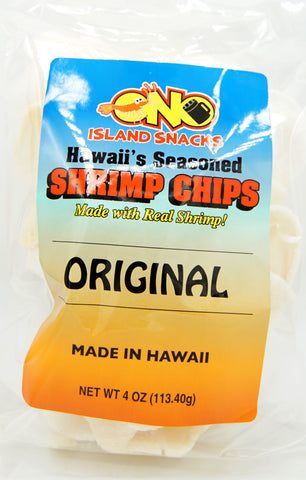ONO Shrimp Chips (Original)