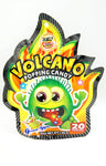 Volcano Popping Candy (Green Apple)