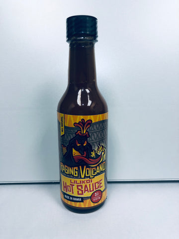 Raging Volcano Lilikoi Hot Sauce