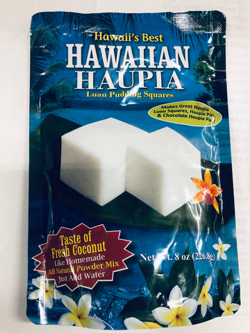 Hawaiian Haupia