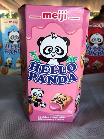 Hello Panda (Strawberry)