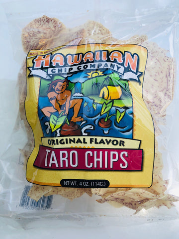 Local Taro Chips (Original)