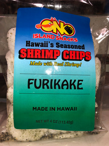 ONO Shrimp Chips (Furikake)