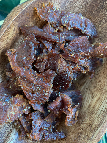 Marlin Jerky (Lemon Salt)