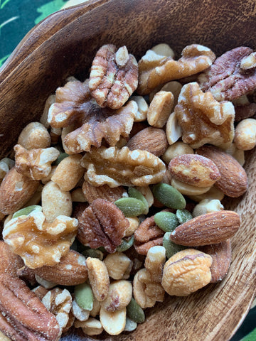 Mix Nuts (No Salt)