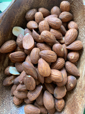 Roast Almond Nuts (Unsalted)
