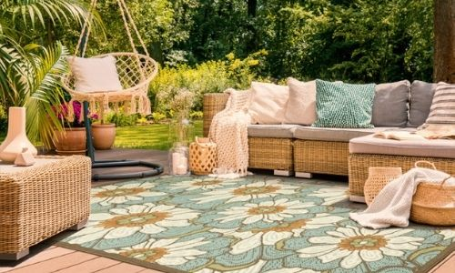 Shop outdoor area rugs from Oriental Weavers at JBDC in Connecticut