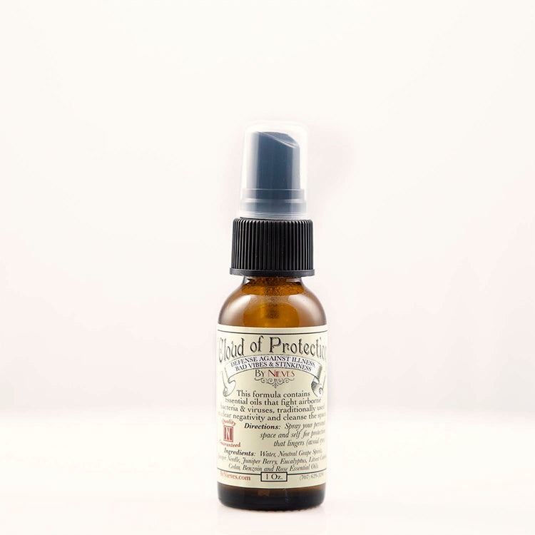 Cloud of Protection Nieves 1oz.