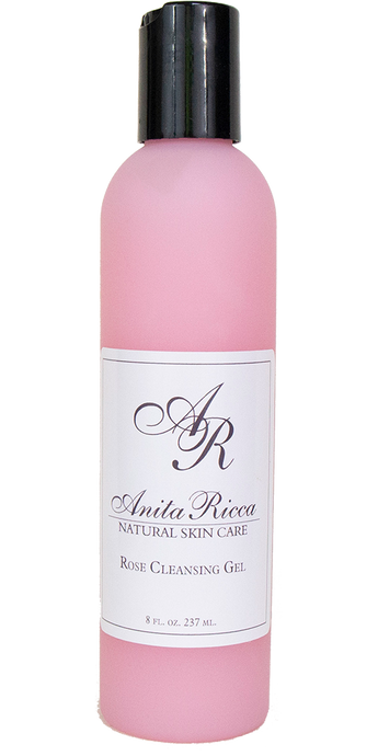 Rose Cleansing Gel