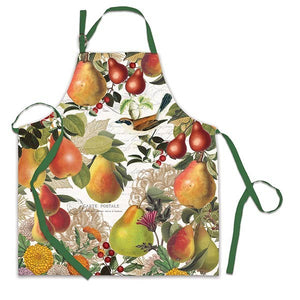 Golden Pear Apron