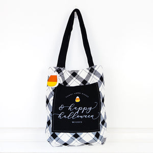 Halloween Canvas Bag
