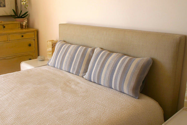 Claridges Pillow Cover in White Wash 'LAST ONE'
