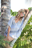 Sundance Cover-Up in Beach Bum Blue
