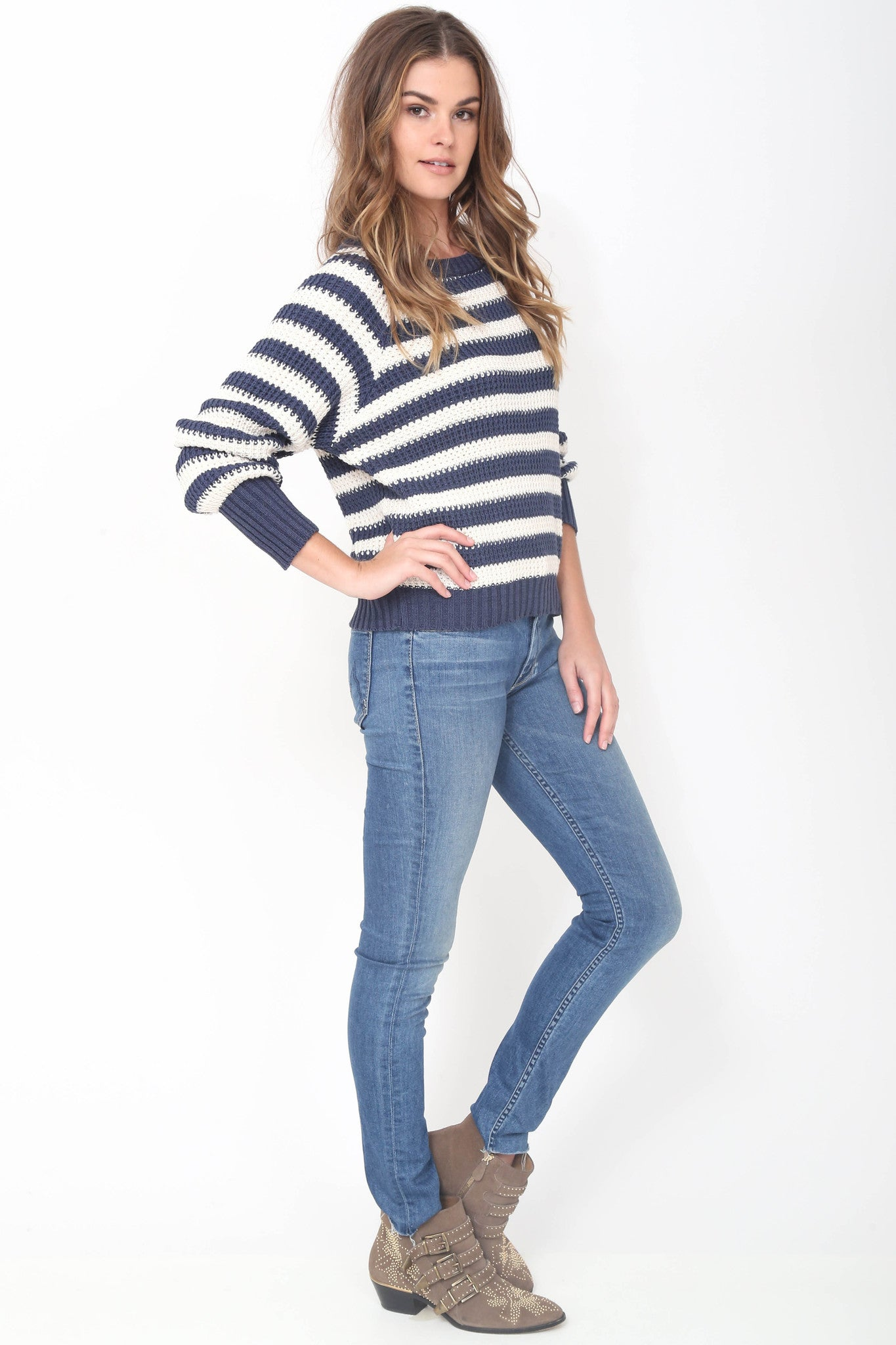Finn Pullover in Sailor 'LAST ONE'